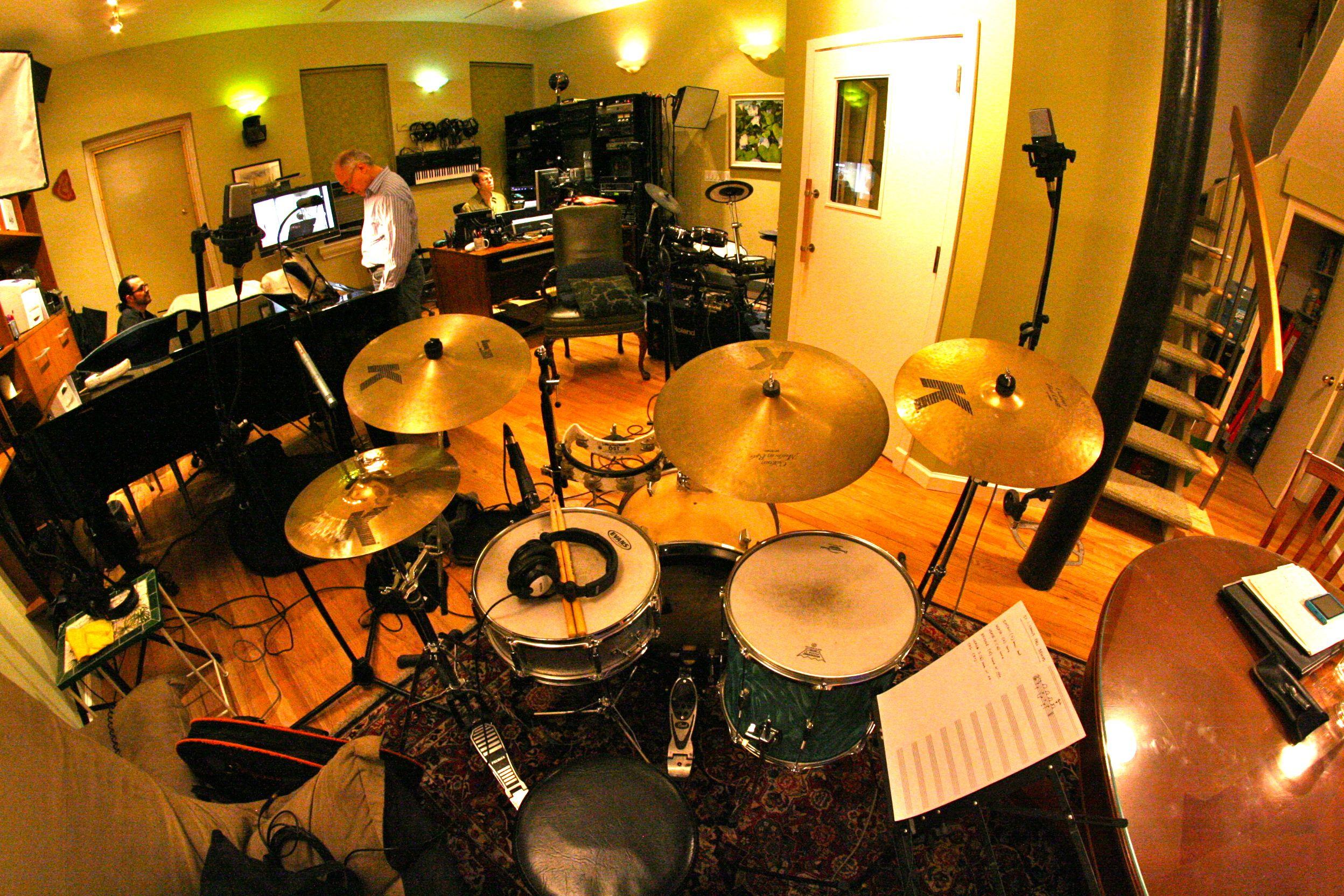 The Sweet Spot, studio location of Luke Live! recordings