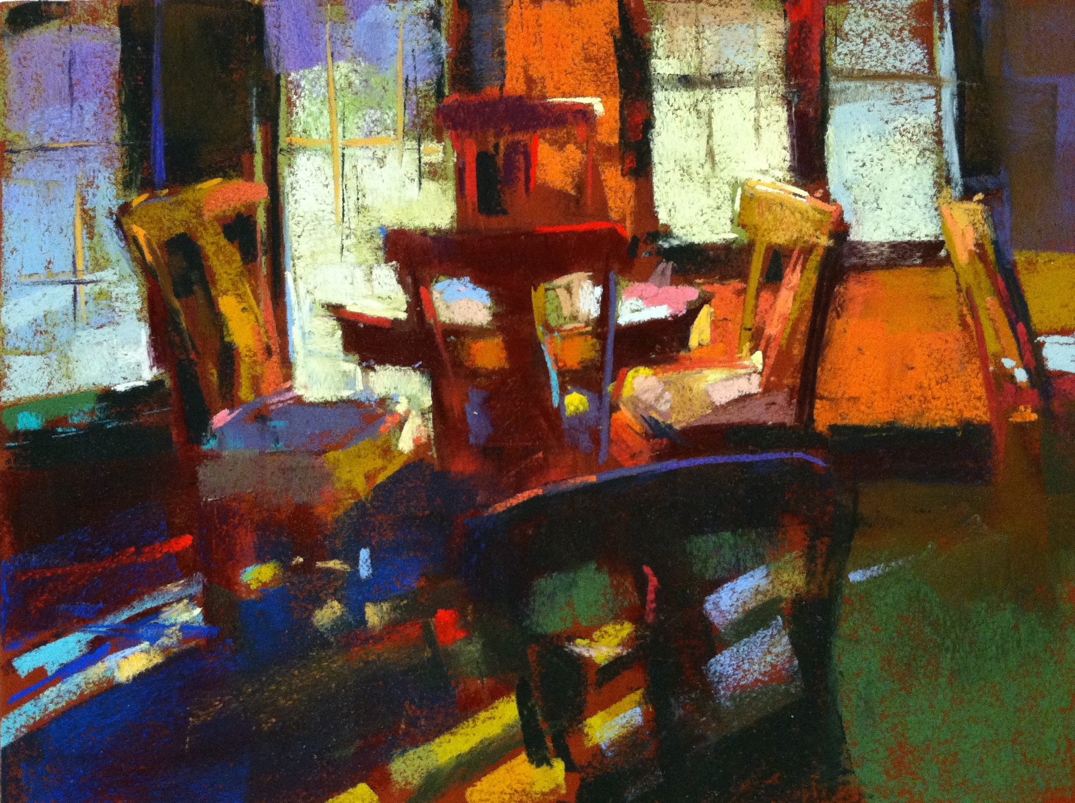 Chairs  9 x 12