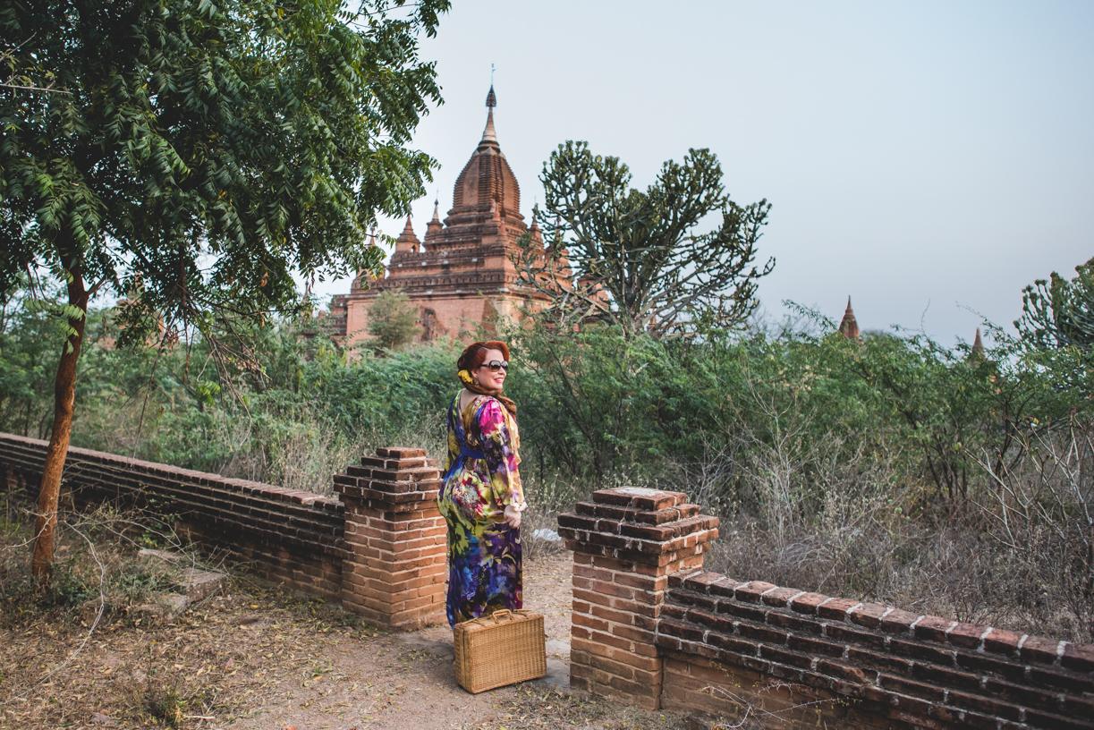 Captured in Bagan for Flytographer