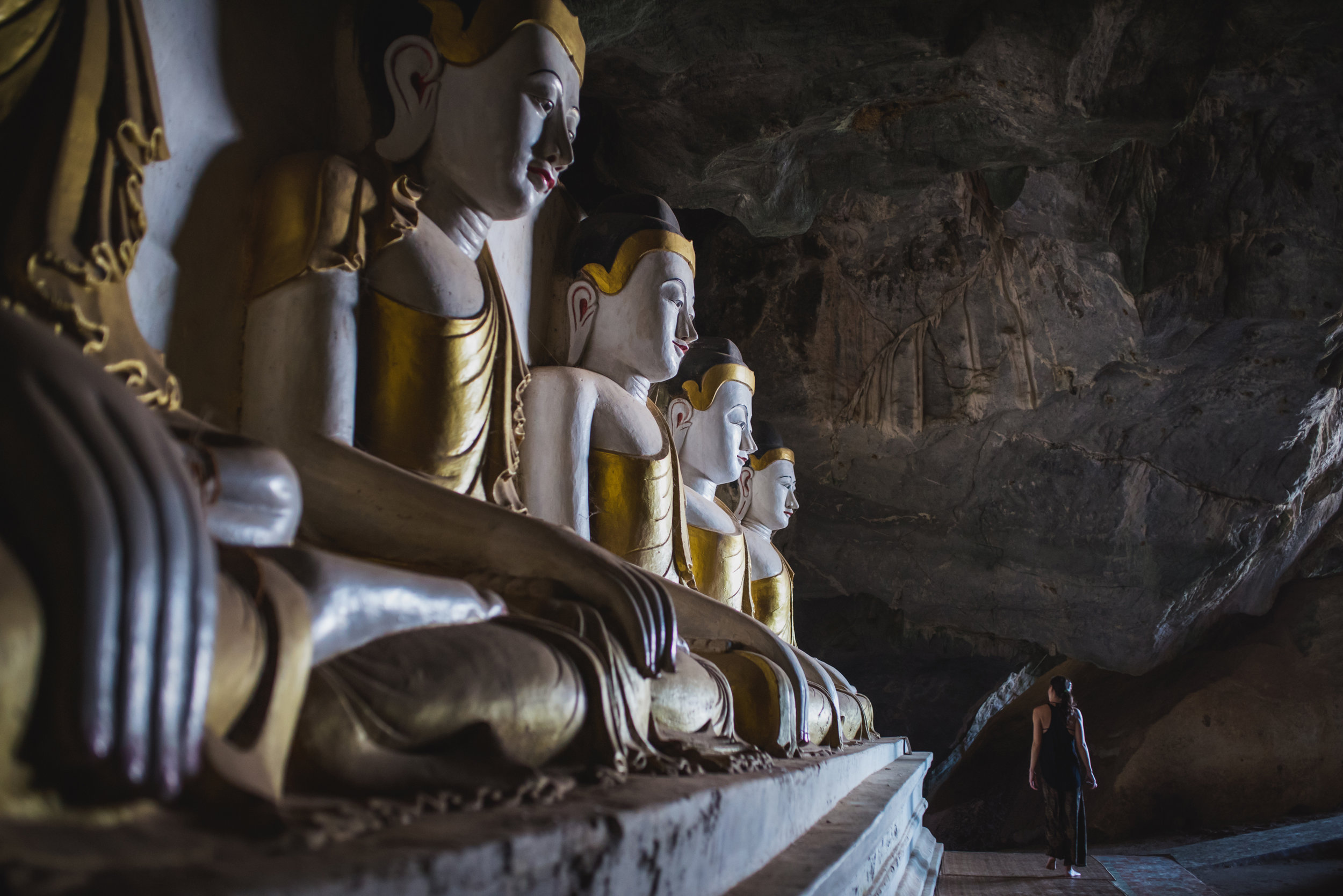 Myanmar family vacation to Hpa An