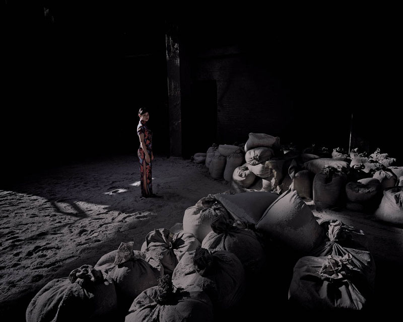 Opera In A Wasteland, 2003-2006, C-print, variable sizes