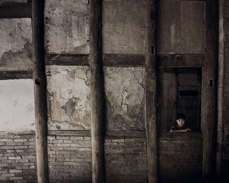Old Wall, 2003-2006, C-print, variable sizes
