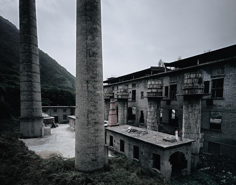 Fengyang Coke Plant, 2003-2006, C-print, variable sizes