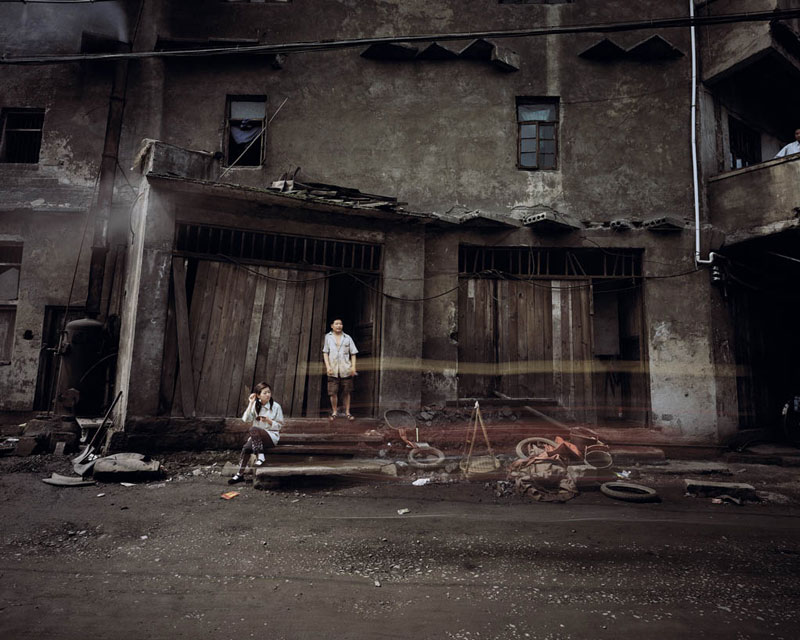 Stone Mill, 2003-2006, C-print, variable sizes