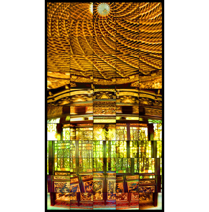 Jiading, 2002, Variable sizes, Edition of 10, Inkjet print on Fine Art Paper