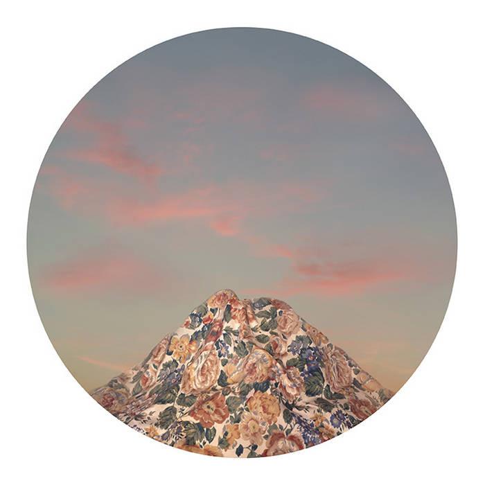 Mountain Blossom. 14, 2007, 150 x 150 cm or 100x100 cm, Inkjet print on Photo Paper