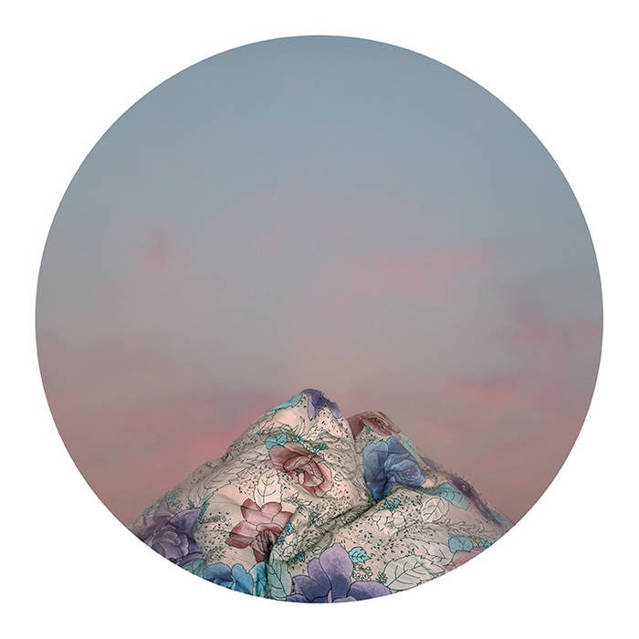 Mountain Blossom. 16, 2007, 150 x 150 cm or 100 x 100 cm, Inkjet print on Photo Paper