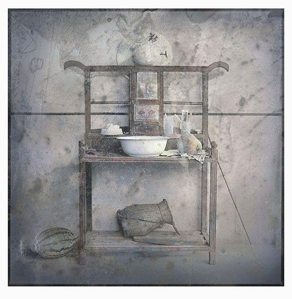 Country Home Vanity (2006/2007), variable sizes, archival pigment print on fine art paper