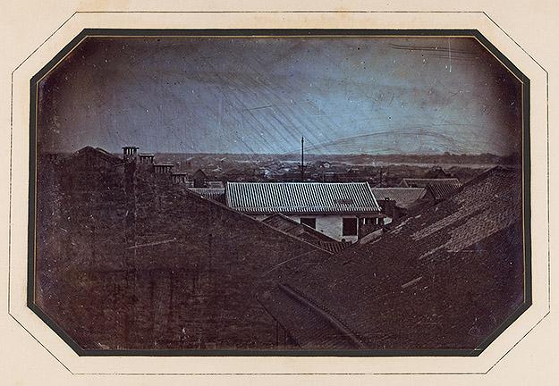 Canton, entre 1843 et 1846, daguerréotypie