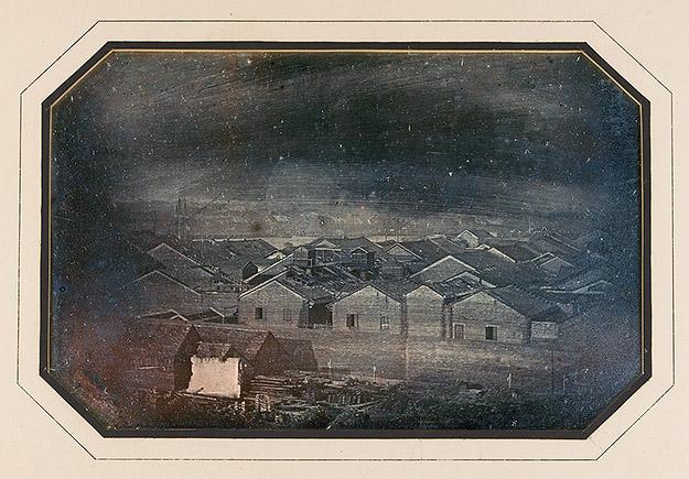 Canton, vers 1844, daguerréotypie