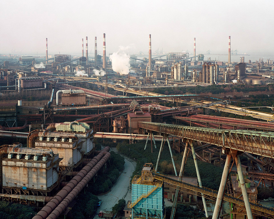 Bao Steel #2, Shanghai, 2005