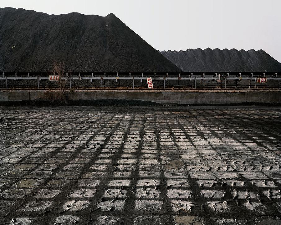 Bao Steel #9, Shanghai, 2005