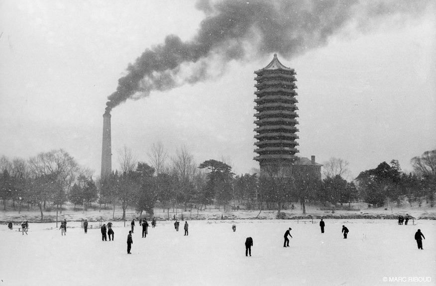 Beijing, 1957
