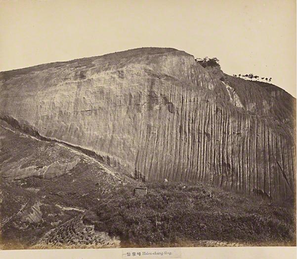 Hsien-chang-feng, c. 1860s–70s, albumen silver print