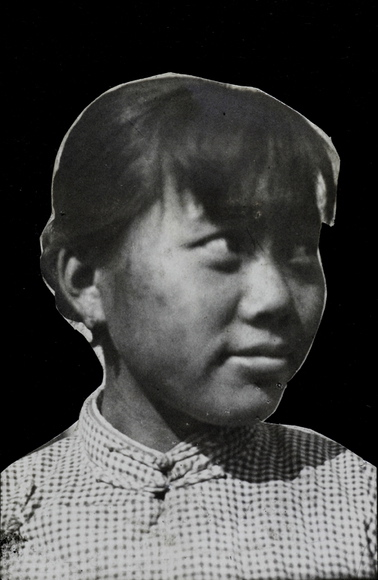 Portrait of a girl, 1920-1929