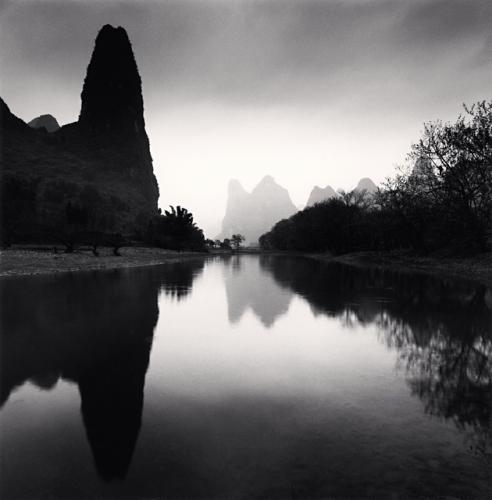 Lijiang River, Study 7, Guilin, China, 2006