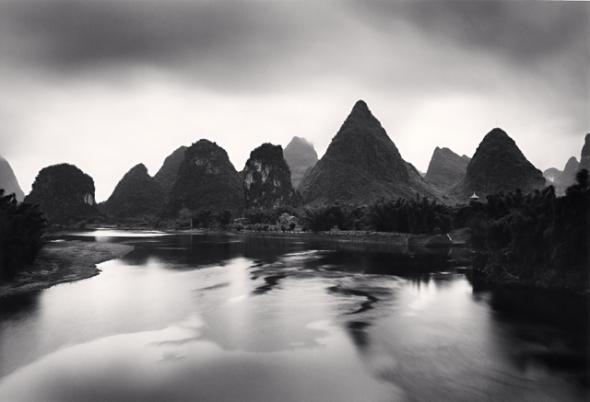 Lijiang River, Study 8, Guilin, China, 2006