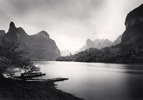Lijiang River, Study 9, Guilin, China, 2006