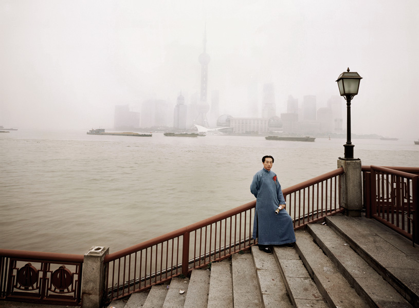 In Shanghai, 2008, variable sizes, Inkjet print on Fine Art Paper