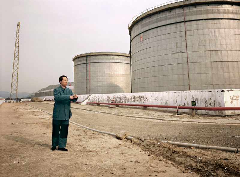 Report in Northern Shaanxi, 2009, variable sizes, Inkjet print on Fine Art Paper