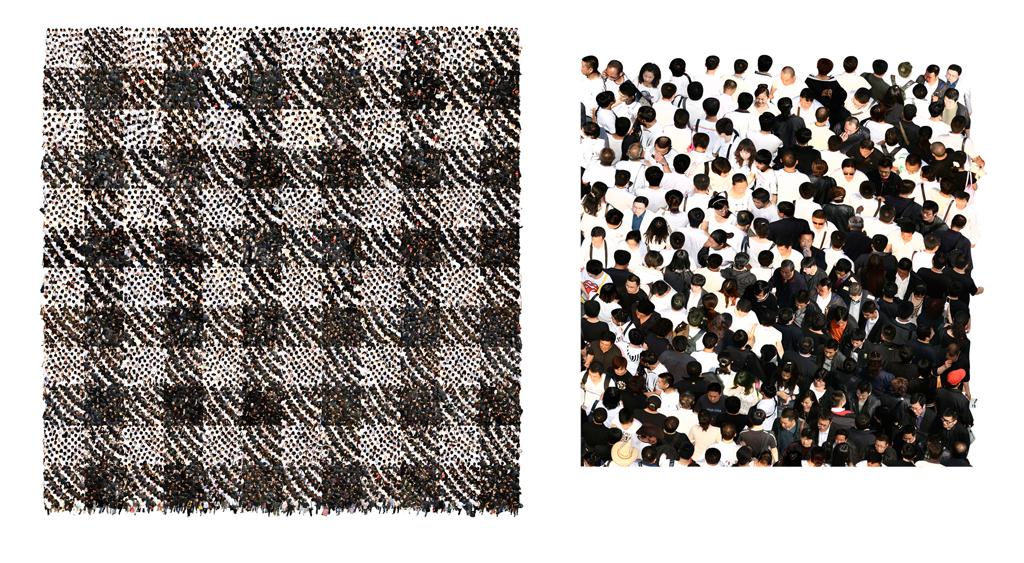 We Black, 80 x 80 mm, 2013
