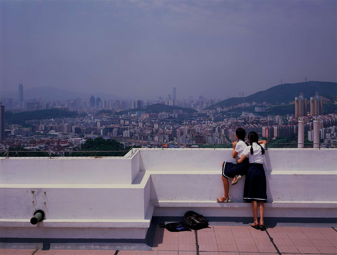 "Weng Fen, ""Birds Eye View"" series"