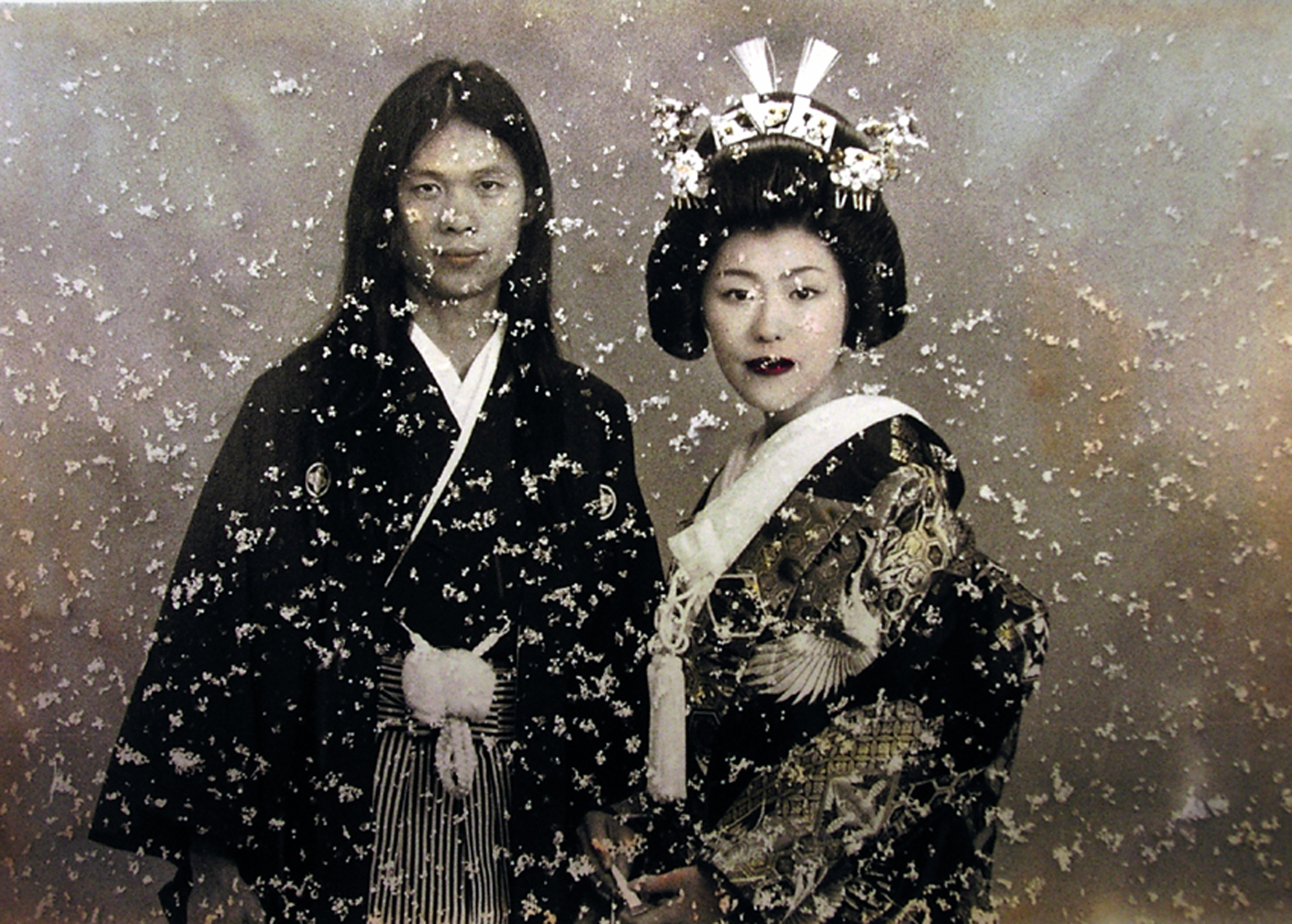 Portrait of Rong Rong and Inri