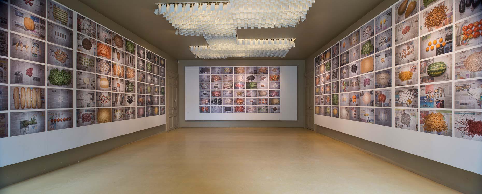 Les Nuits Photographiques, exhibition view
