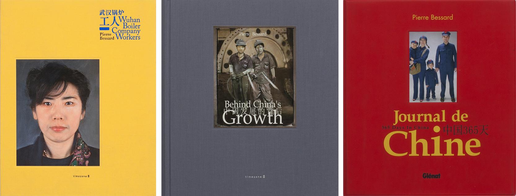 Pierre Bessard's previous publications