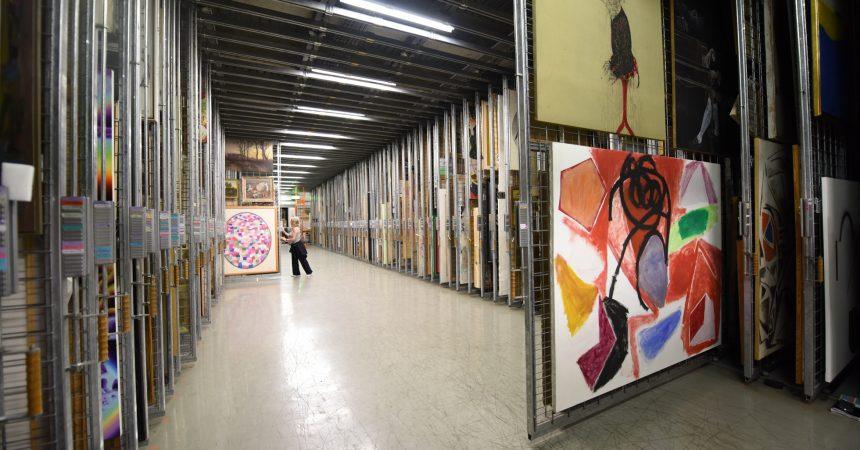 CNAP storage facilities