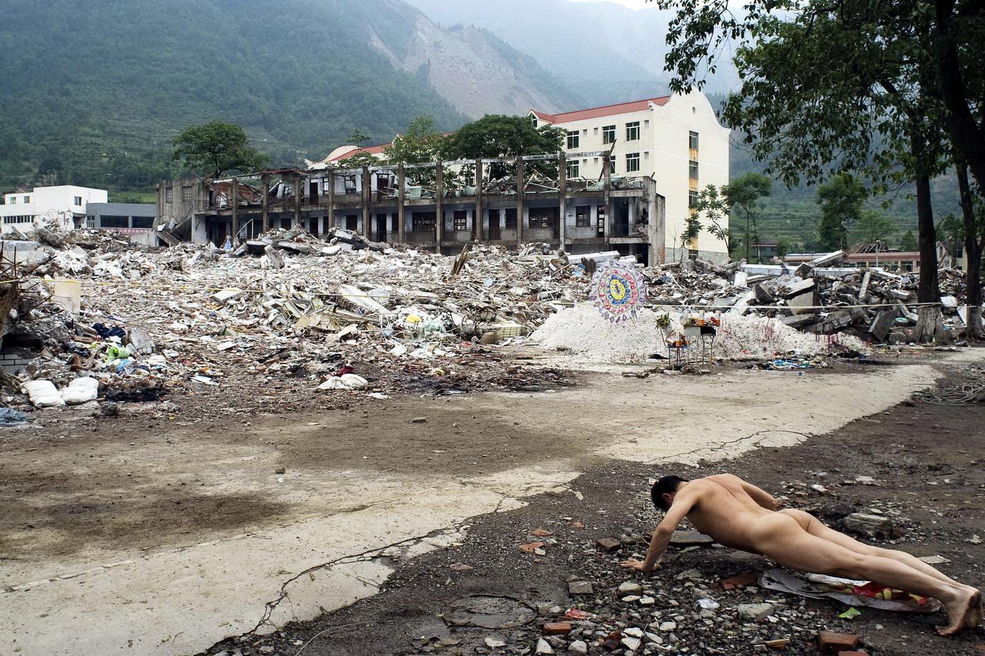 14:28 May 12 2008, Wenchuan Earthquake, No.1
