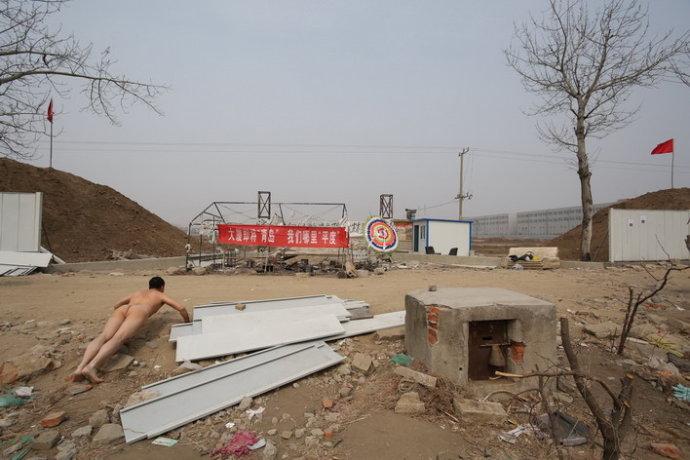 March 21 2014, Pingdu 3.21 District Arson Case in Qingdao, No.1