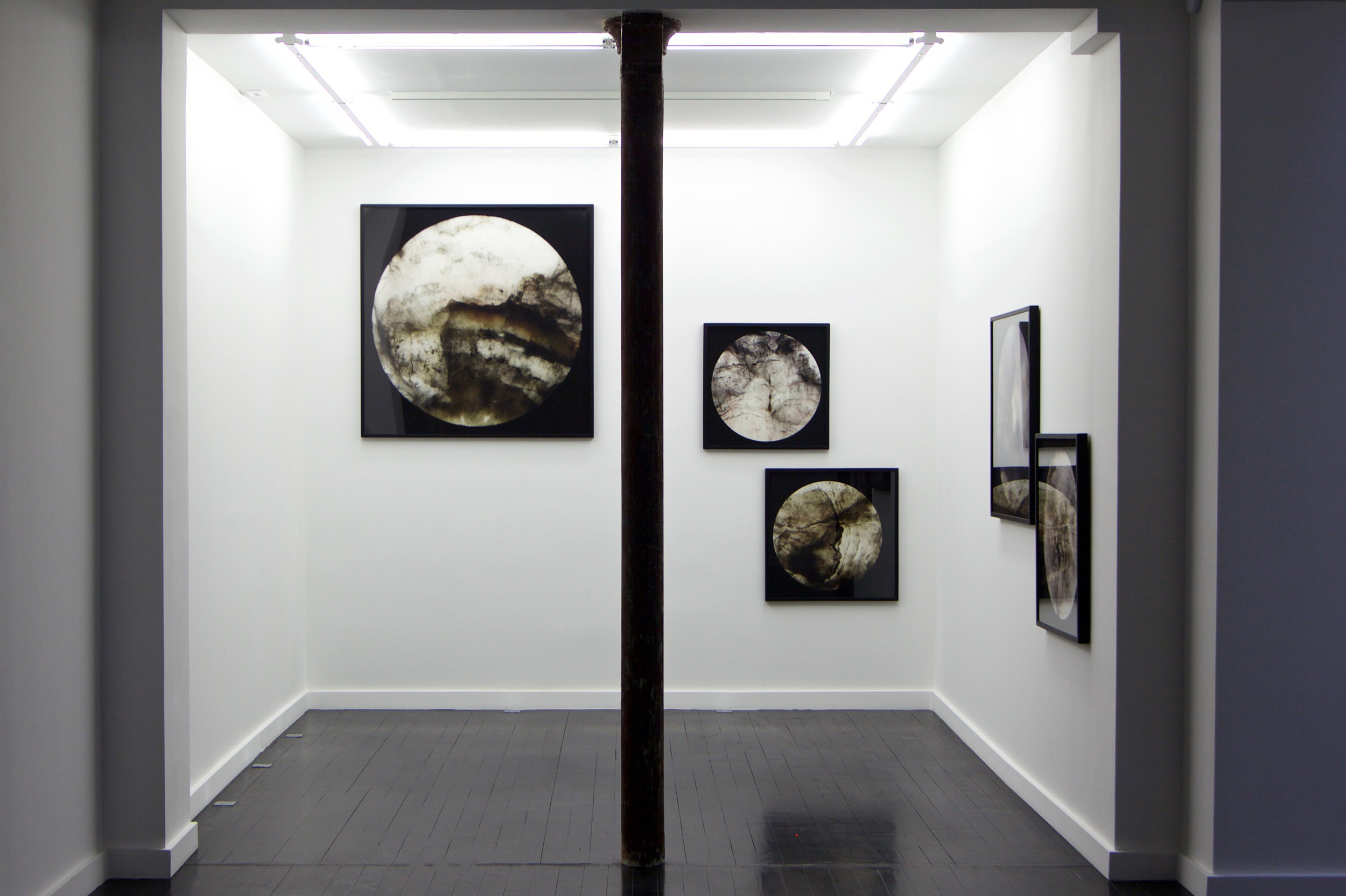 Exhibition view at mor charpentier gallery