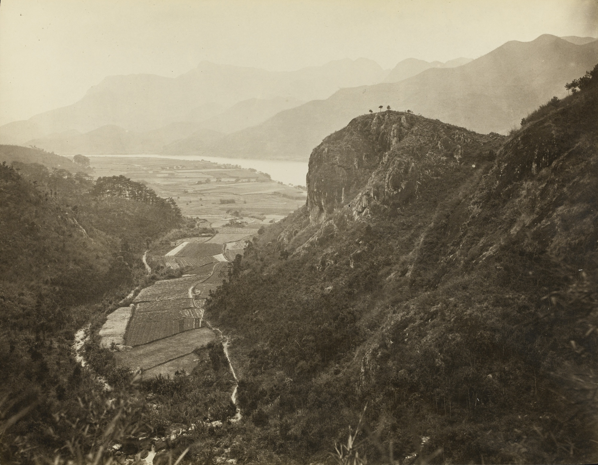 Photographs of Foochow, Peling, Kushan and the Yuen Foo River, c.1869-early 1870s, albumen print