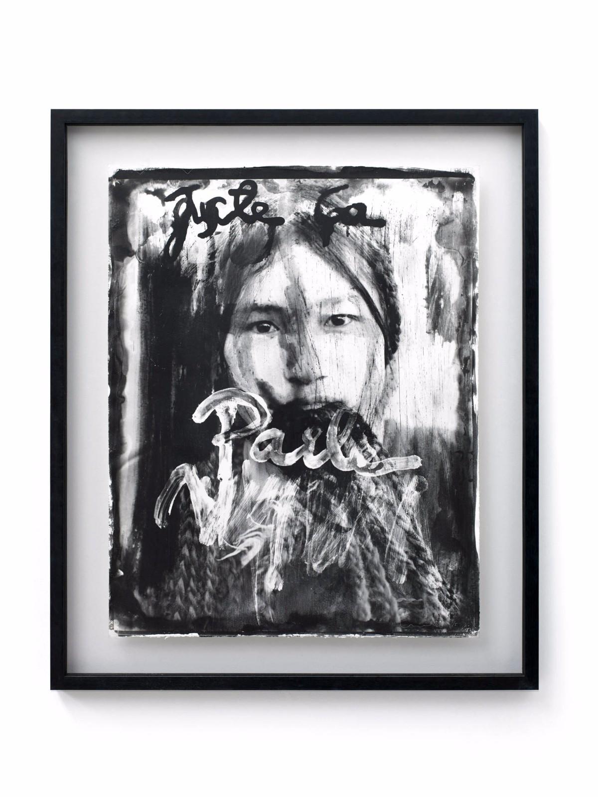 Esquisses de portraits tibétains, gelatin silver print on acid-free paper © BoSTUDIO