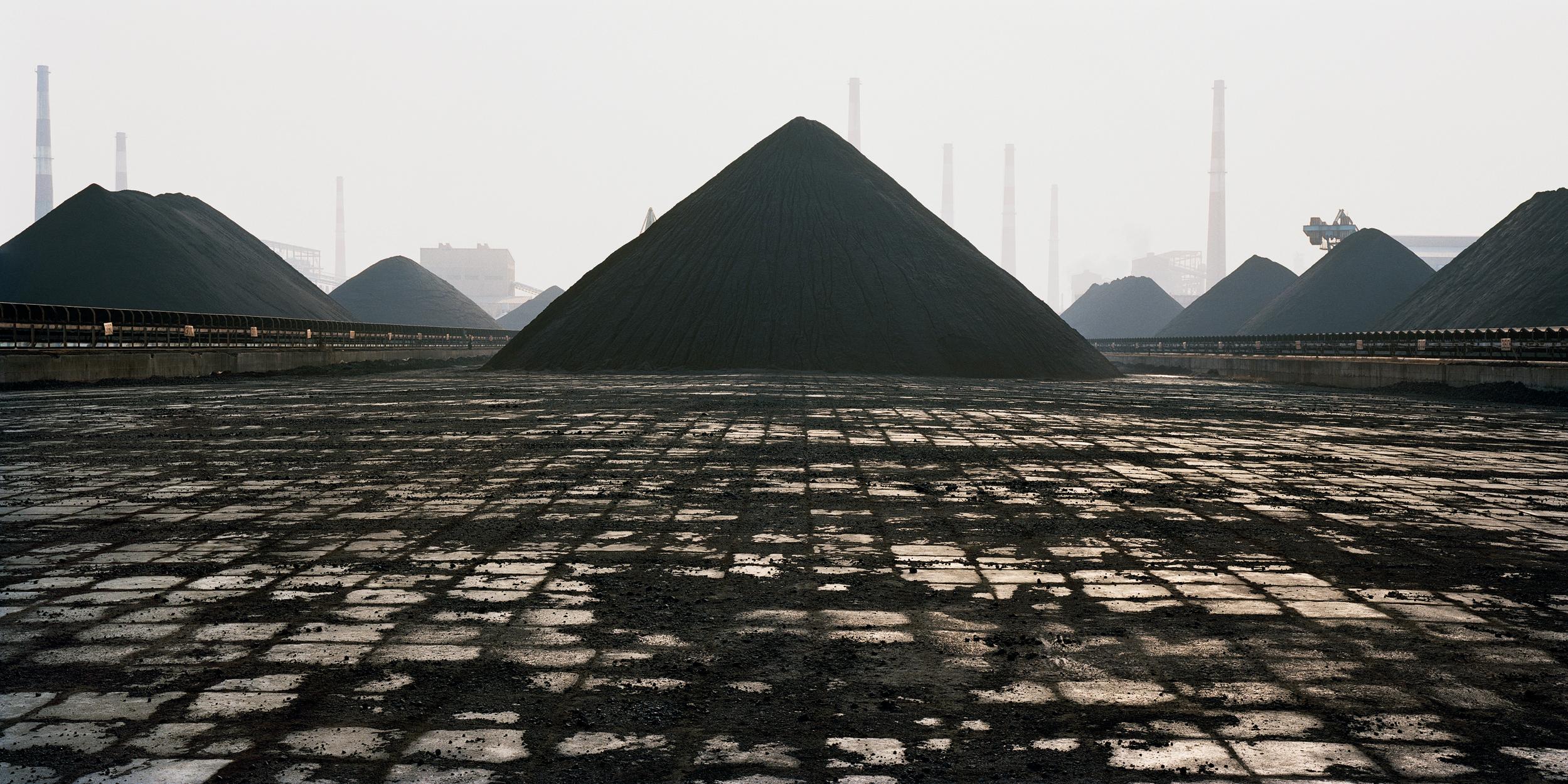 Bao Steel #8, Shanghai, 2005