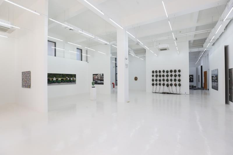 Magda Danysz   's Beijing East Road Gallery, exhibition view