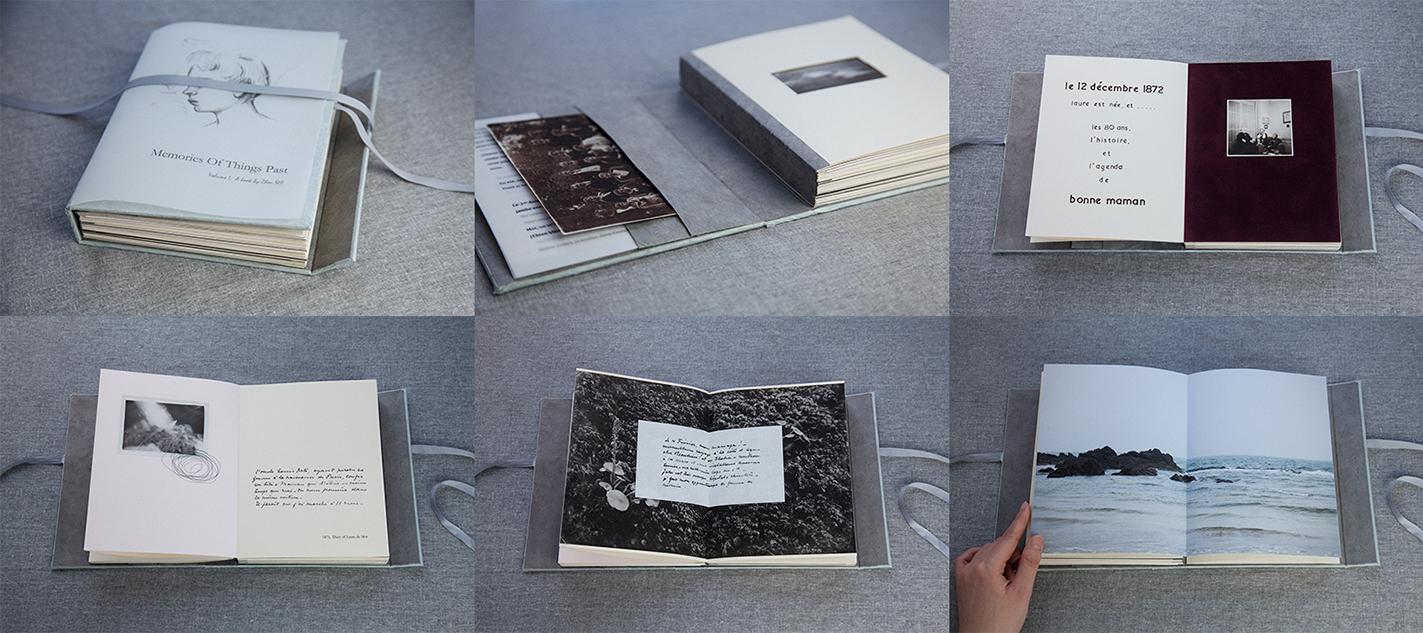 """Zhen Shi's """"Memories Of Things Past"""""""