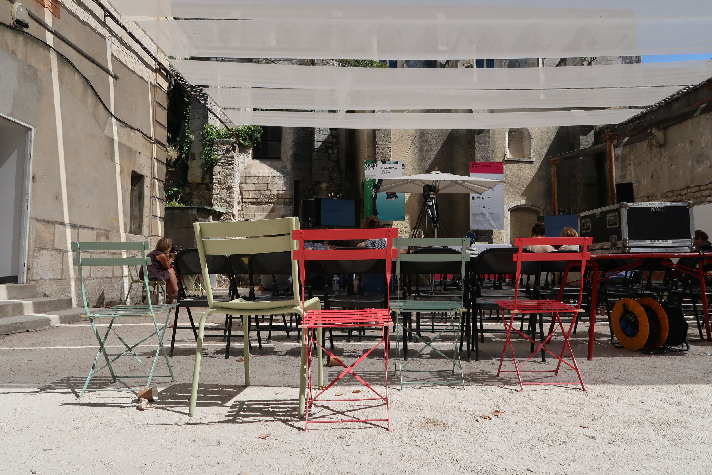 - Arles in a few words: encounters, effervescence, cultureYour highlight: Roger Ballen and Dune VarelaAnne-Gloria Lefèvre, artist