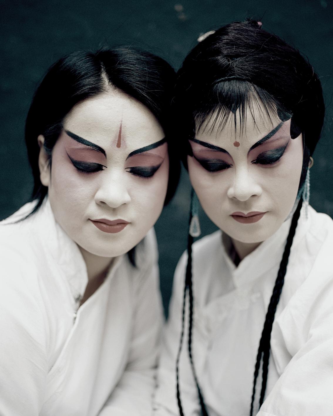 Chang Sheng Dian, 2005, 150x120cm