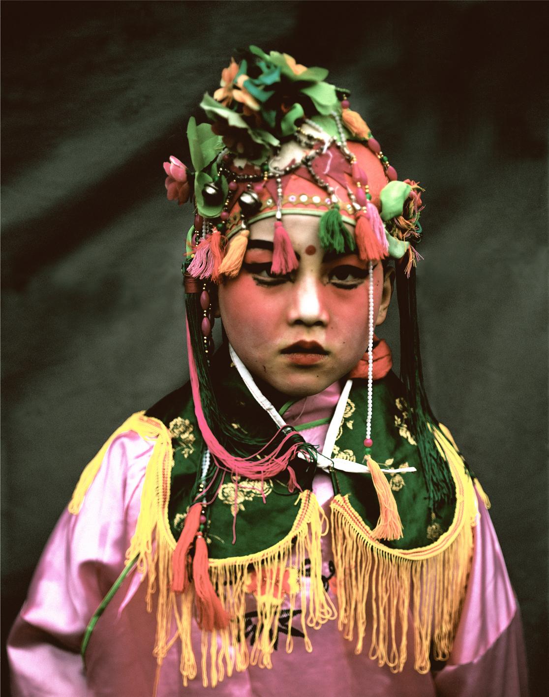 Pan jinlian of Chisha Town, 2005, 150x120cm