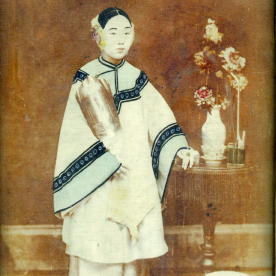 Wang Qiuhang's collection of old photos