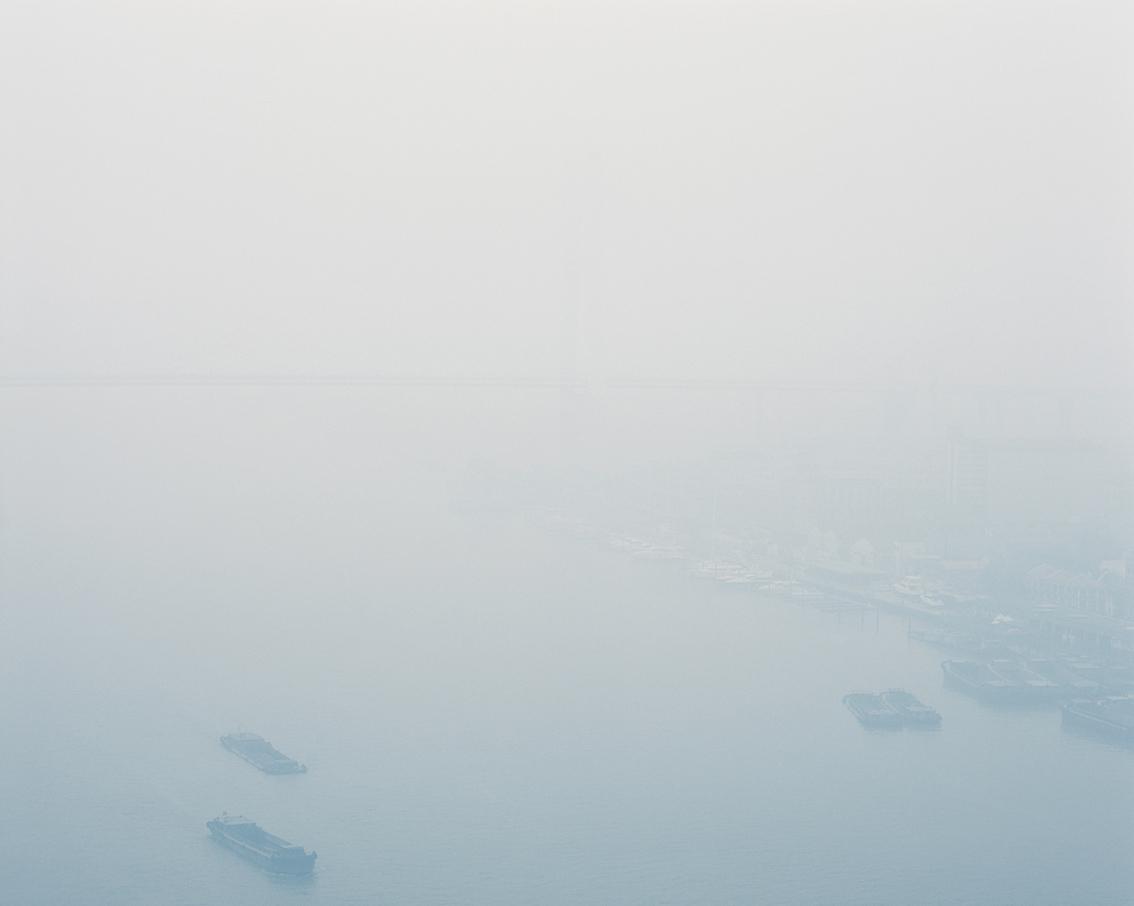 Shanghai AQI 430