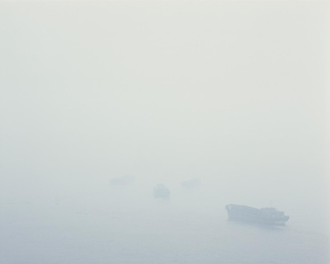 Huangpu River AQI 440