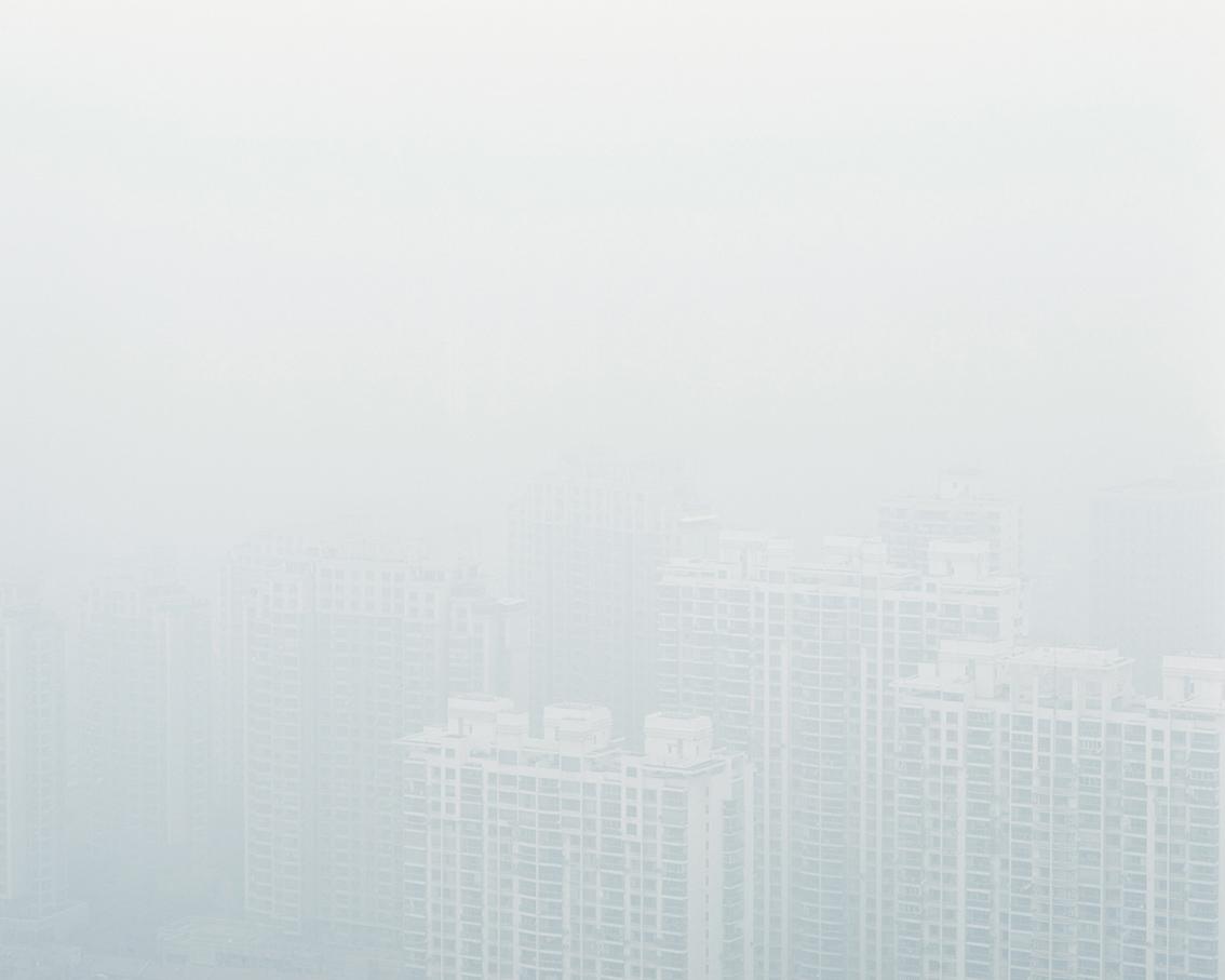Shanghai AQI 420