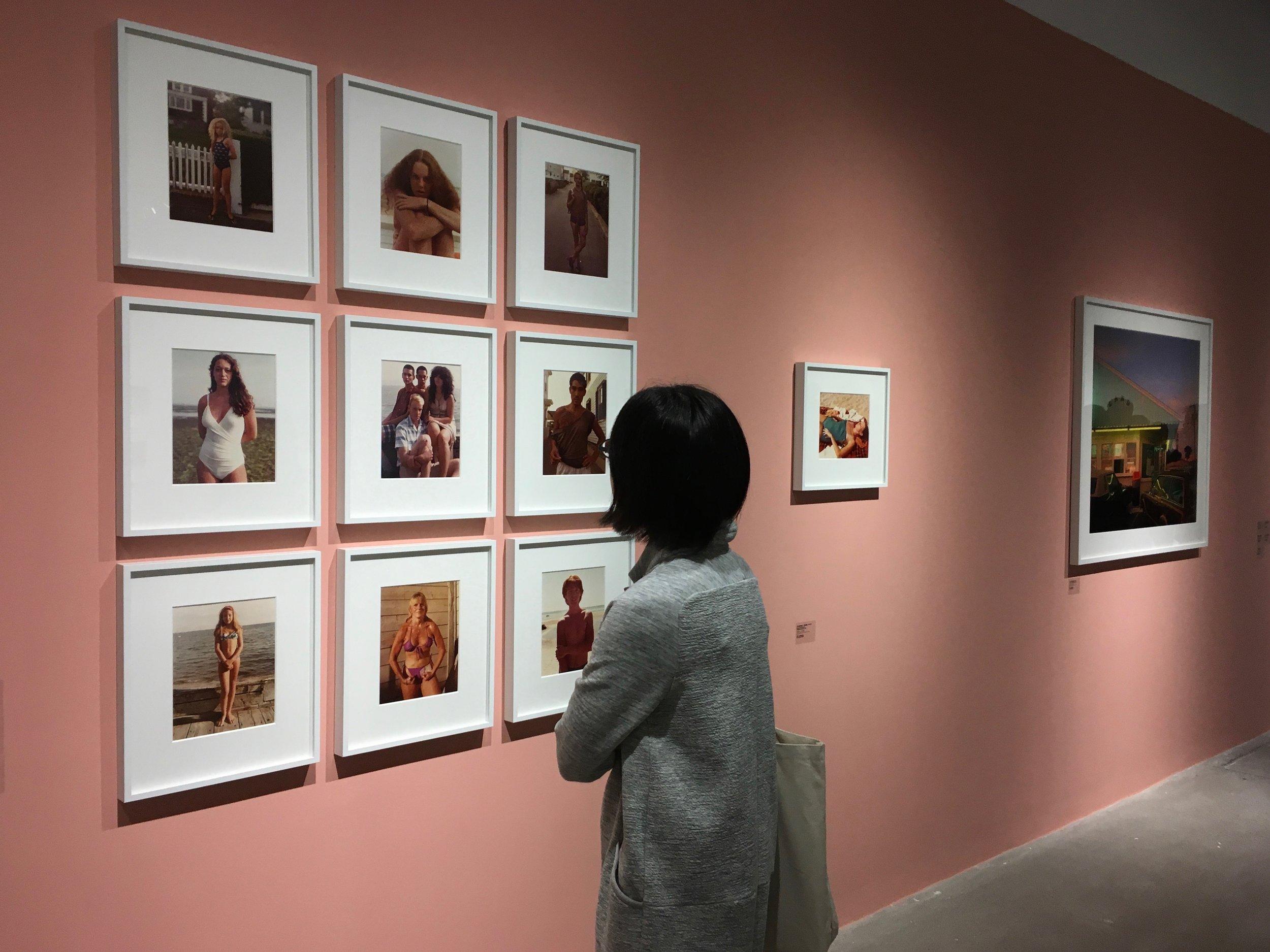 Joel Meyerowitz' works at Three Shadows Xiamen Photography Art Centre, exhibition view © Marine Cabos