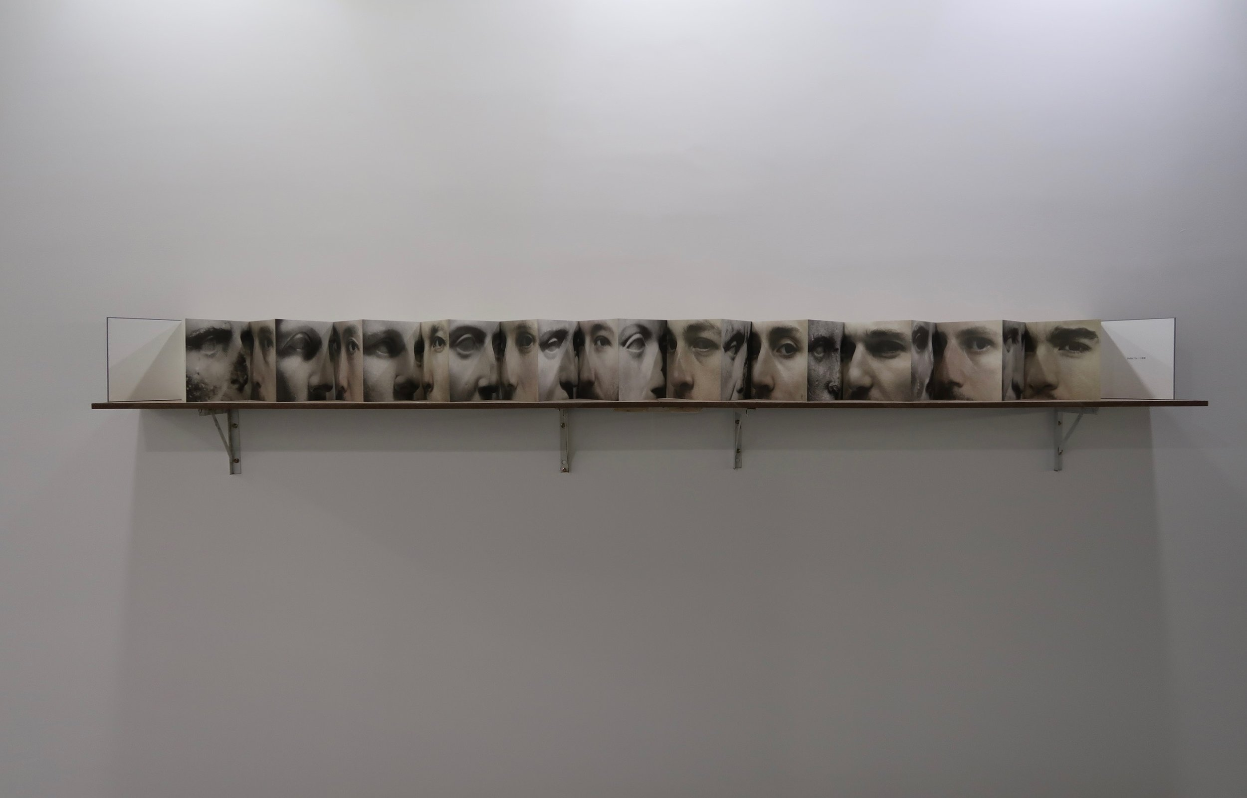 Yu Feifei'sworks at Jimei Citizen Square main exhibition hall, exhibition view © Marine Cabos