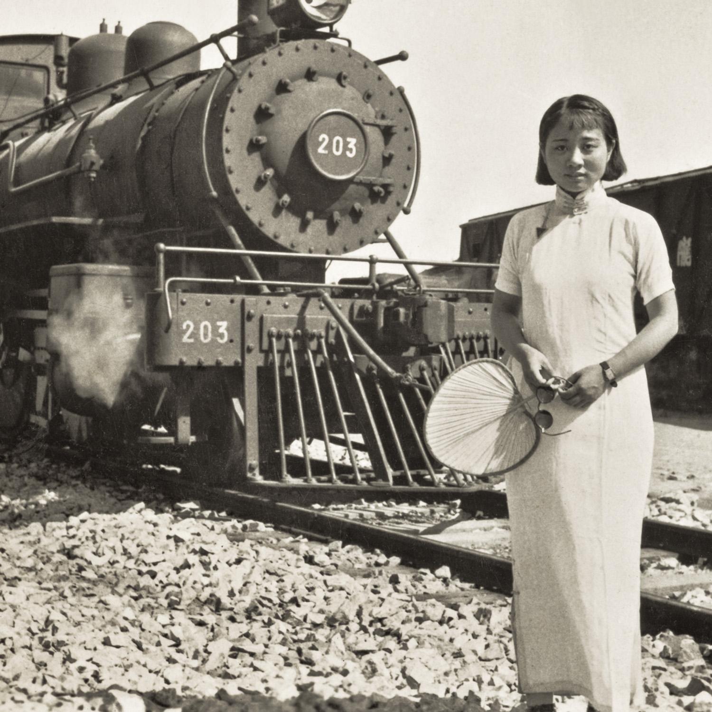 青岛, 1935年 - Qingdao, 1935 / Courtesy of Jin Hua
