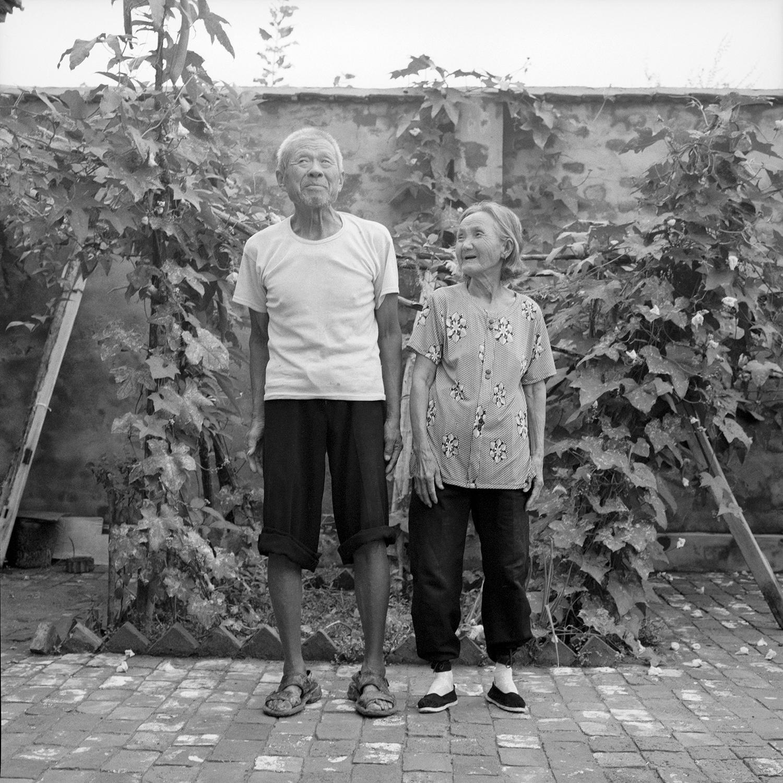 Jo Farrell, Liu Shiu Ying and her husband 79 (China, 2006).jpg