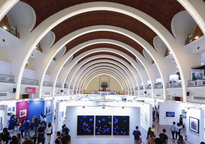 PHOTOFAIRS | Shanghai, exhibition view